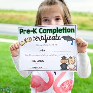 simple ideas and tips for a stress-free kindergarten graduation