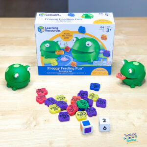 Feeding Froggy Learning Resources Game